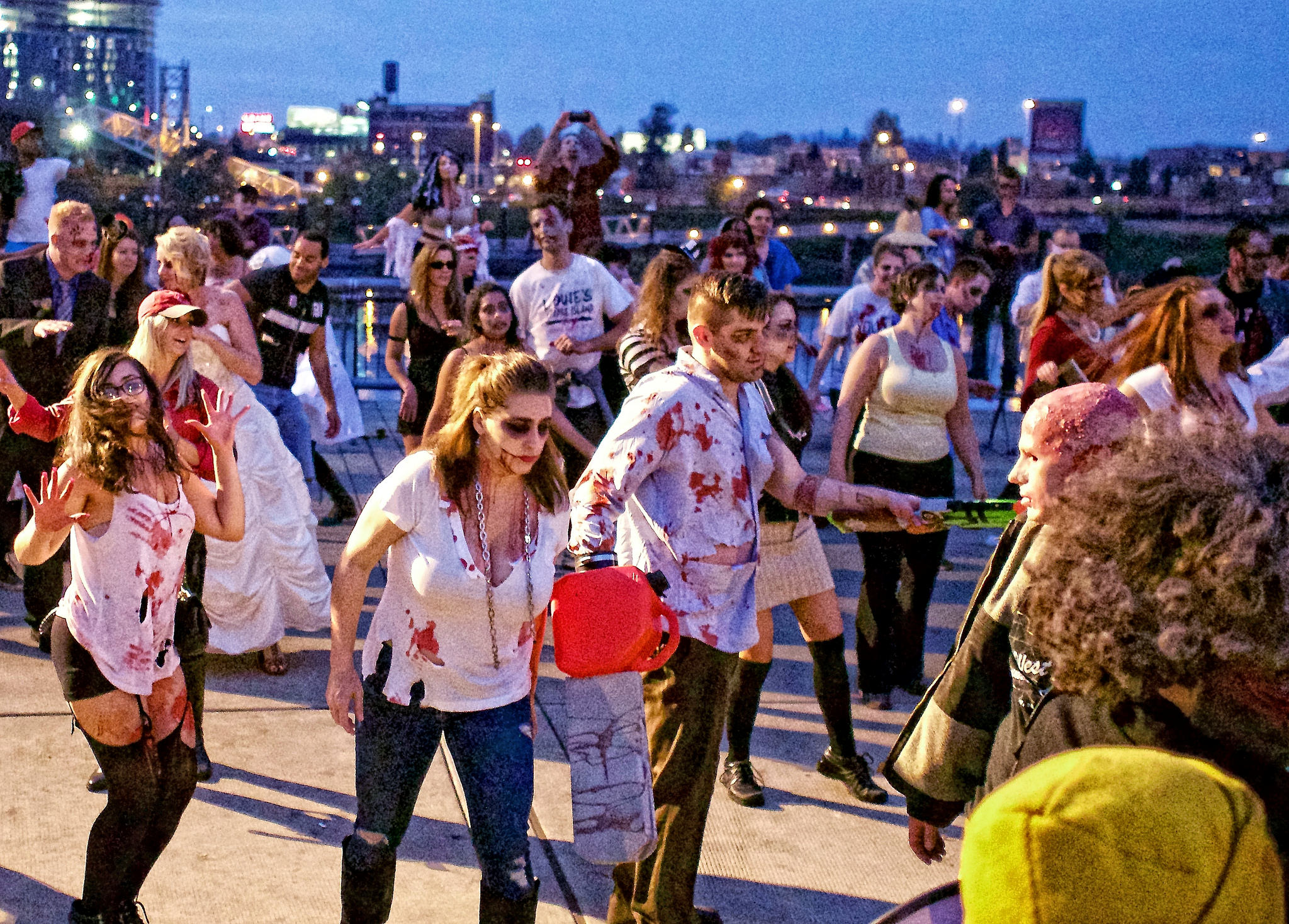 Thriller Zombies