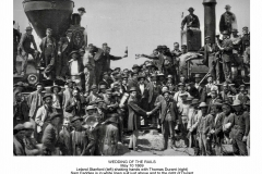 Sam Faddies in Marriage of the rails