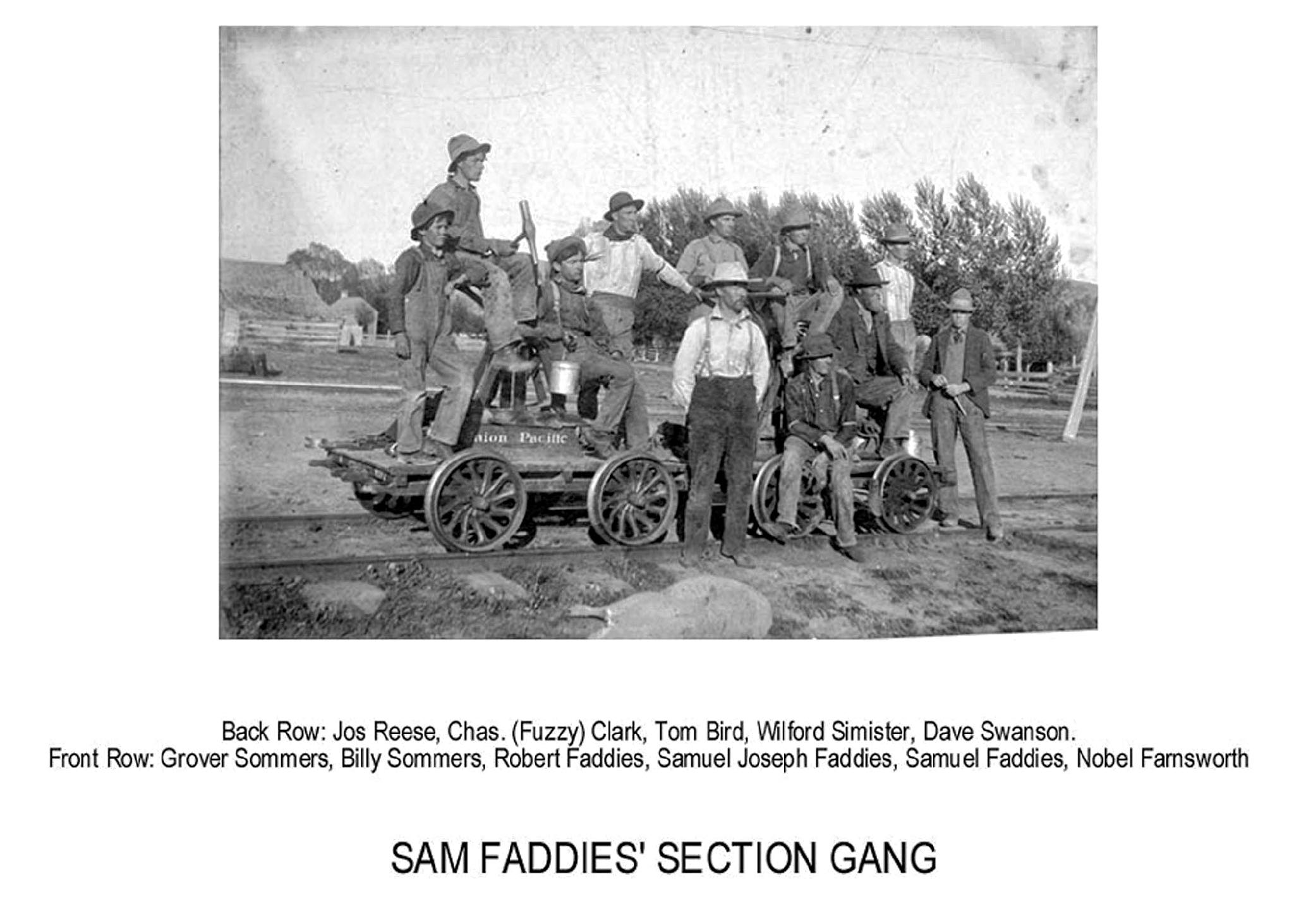 Sam Faddies gang