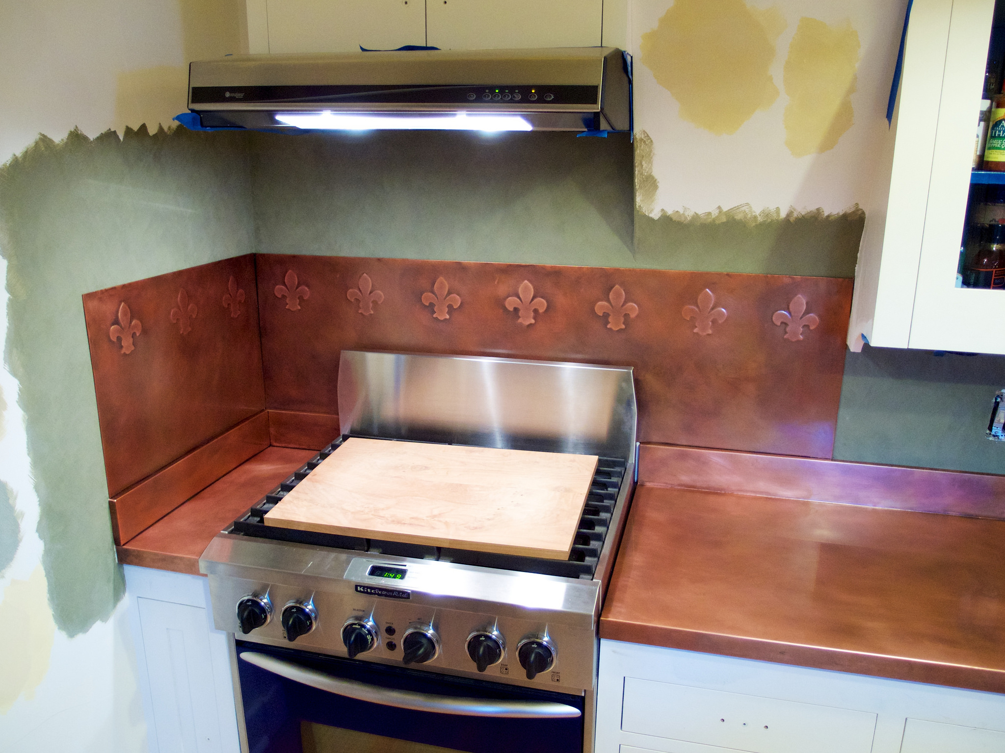 Free Copper Countertops With Copper Countertops.