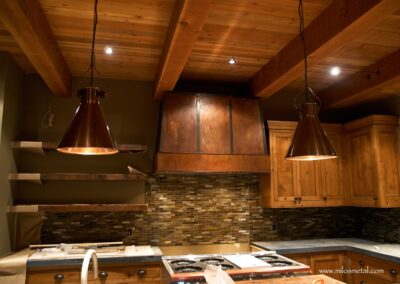 Steel Kitchen Hoods