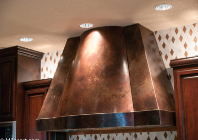 kitchen hood Volcanic
