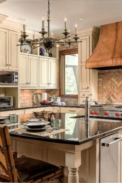 Copper Kitchen hood Tennessee