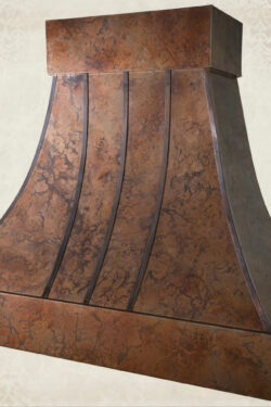 Volcanic Stainless kitchen hood